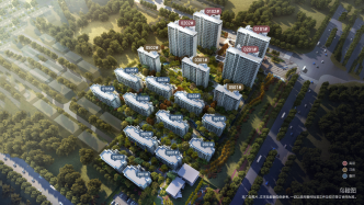 霸州孔雀城和悅首付分期,均價8000左右、地鐵站1公里