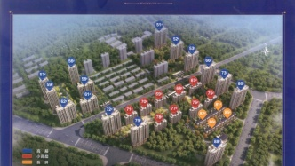永清老君堂村即將開發,R1地鐵口正式步入施工階段,2023年6月份正式通車!
