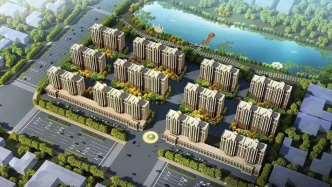 雄安新區東 勝芳高鐵旁 核心地段優質樓盤熱銷中 送豪禮