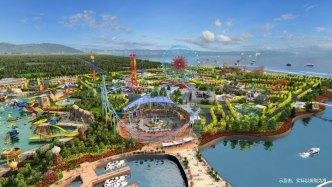 杭州灣融創文旅城重點打造海景文旅項目