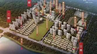 粵港澳大灣區深莞惠核心,惠州東部新城