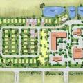 美國佛州土地/成熟別墅社區的住宅用地 建筑規劃