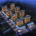 霸州堂二里华山家园 建筑规划