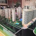 商博花園 建筑規劃 義烏的湯臣一品,2021可用人才政策的現房