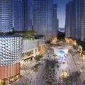 福田岗厦东 建筑规划 70年红本回迁房,深圳多套或非深户均可购买