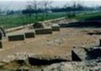 袁术古堆墓图片