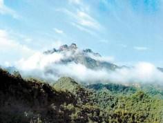白云山图片