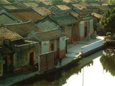 南社村古建筑群图片