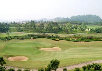 观澜湖高尔夫球会图片