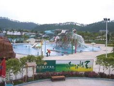 阳西咸水矿温泉度假山庄图片