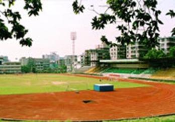 江门市体育场图片