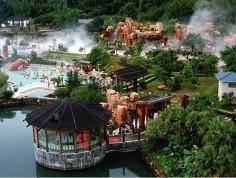 龙门铁泉旅游度假区图片