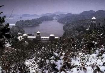 红枫湖图片