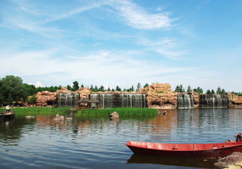 太阳岛公园图片