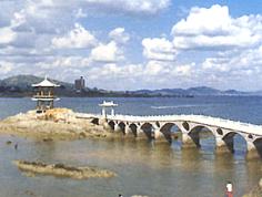 兴城海滨图片