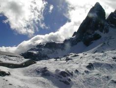 玉龙雪山图片