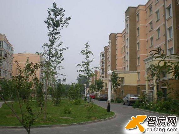 北京太阳城国际老年公寓 景观园林