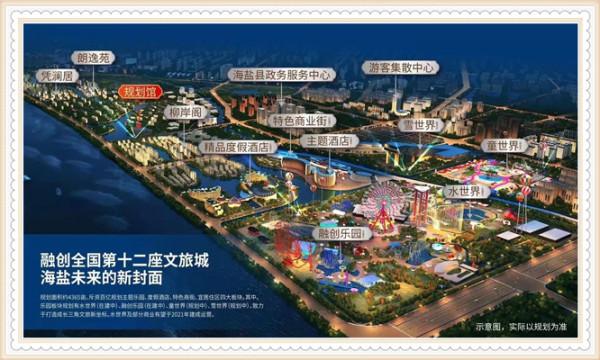 【嘉兴海盐融创文旅城】-- 全新升级产品